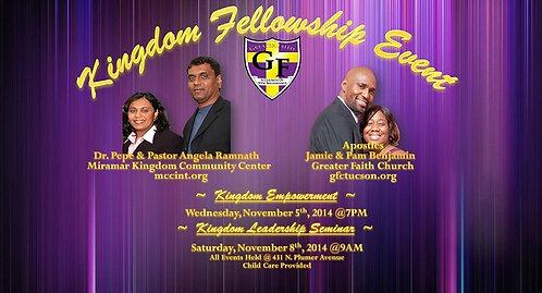 Dr. Pepe Ramnath: Kingdom Empowerment