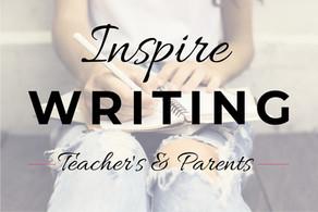 Inspire Teens to Write