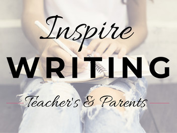 Inspire Teens to Write