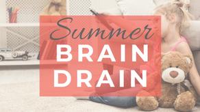 Avoid Summer Brain Drain