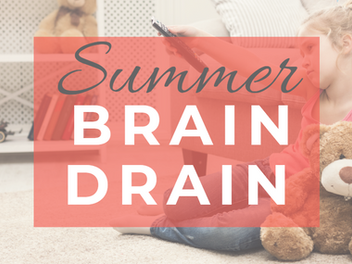 Avoid Summer Brain Drain