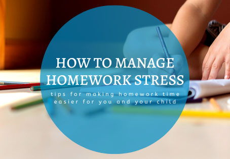 How to Manage Homework Stress