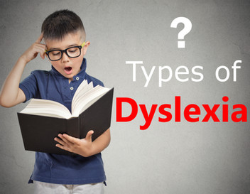 Types of Dyslexia - Explained