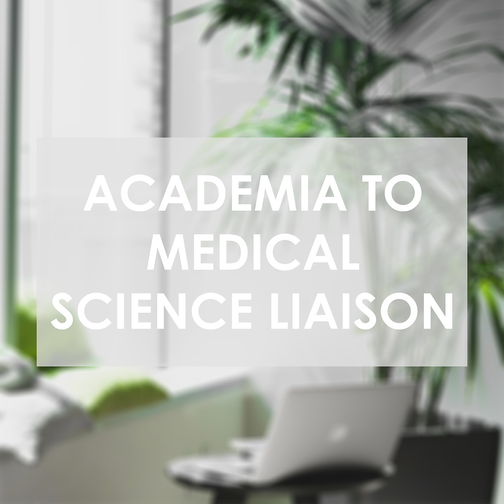 medical science liaison
