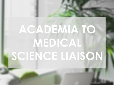 Medical Science Liaison Careers