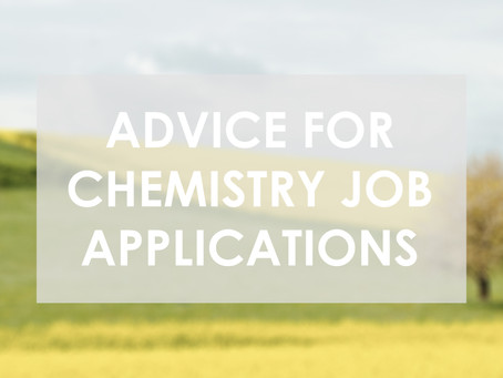 Jobs for Chemistry Majors and PhDs