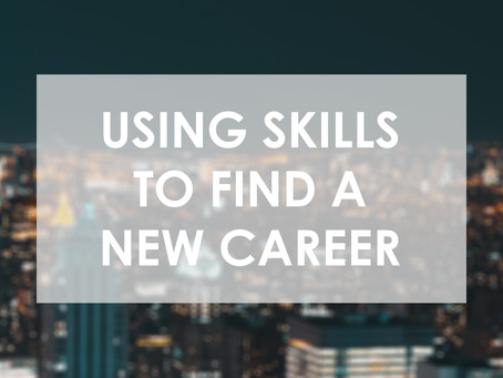 Find a New Career