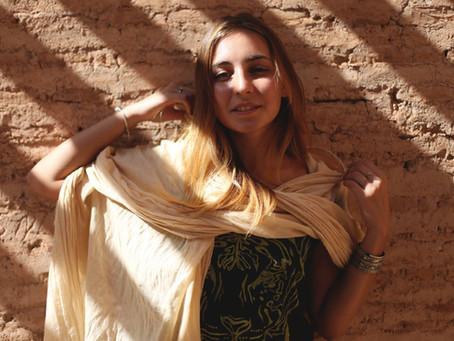 Votre Photographe du portrait en plein Médina de Marrakech