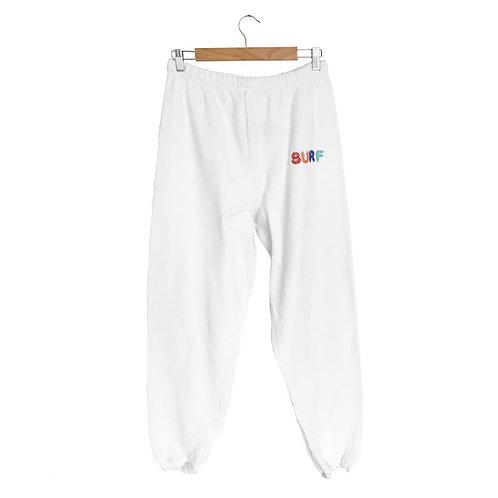 R09M Sweatpant - White