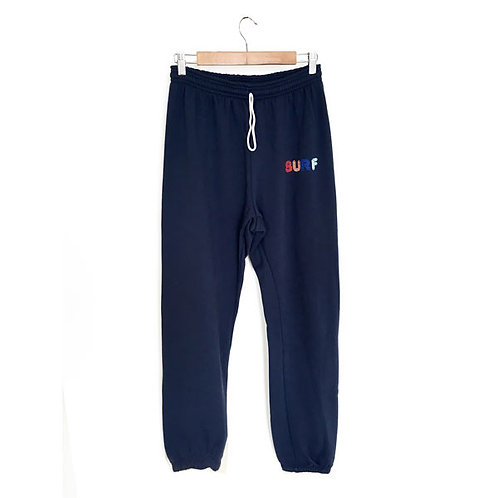 R09M Sweatpant - Navy