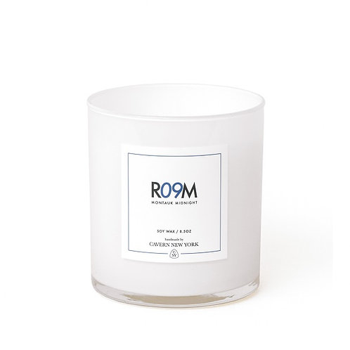 R09M Montauk Midnight Candle