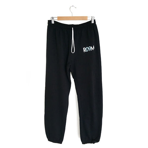 R09M Sweatpant - Black