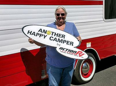 Action RV- Happy Camper Gallery