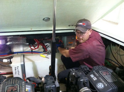 Action RV pre-purchase inspections