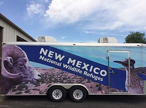 NM National Wildlife Refuges Trailer