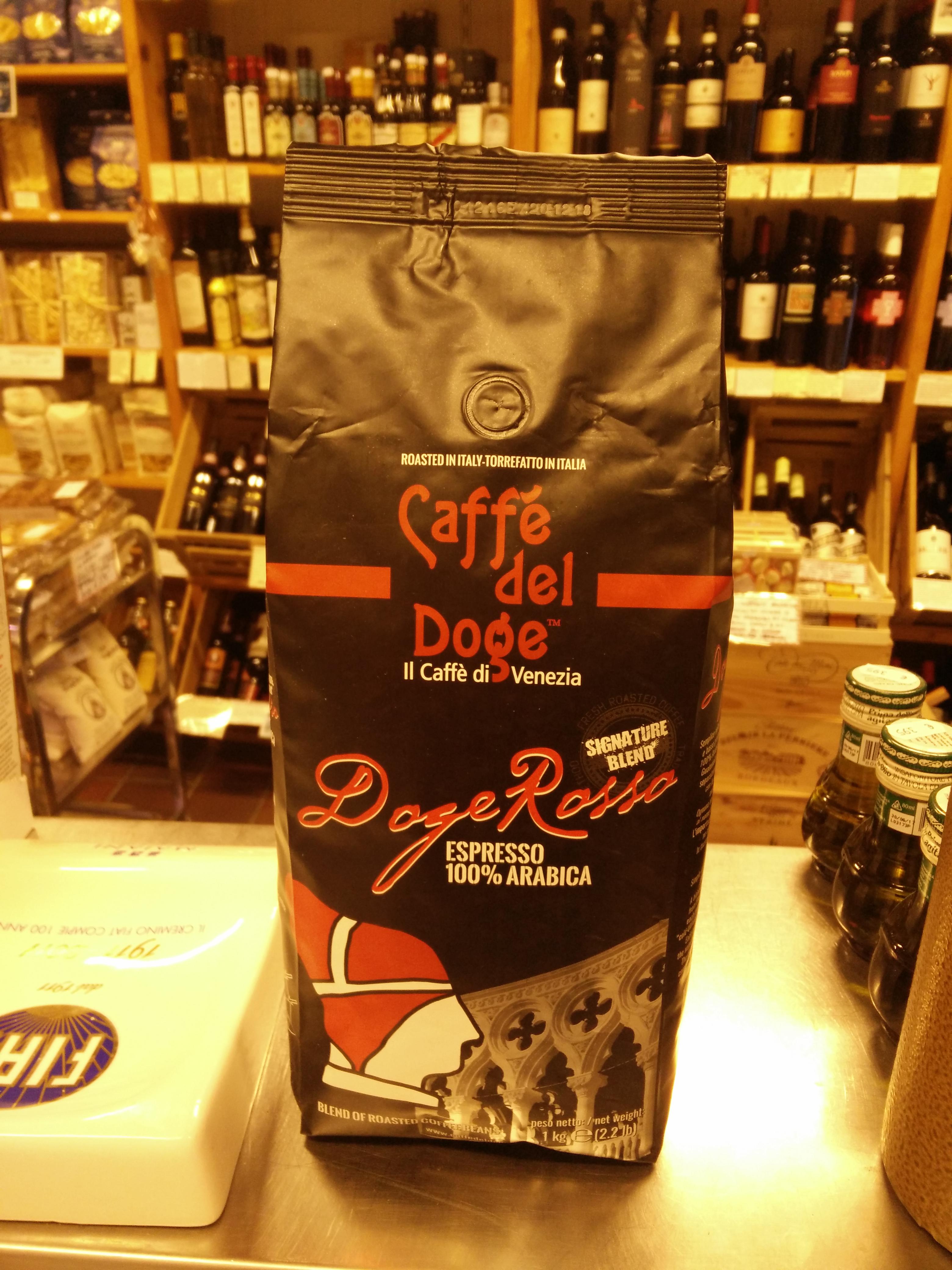 Caffè del Doge, Venezien