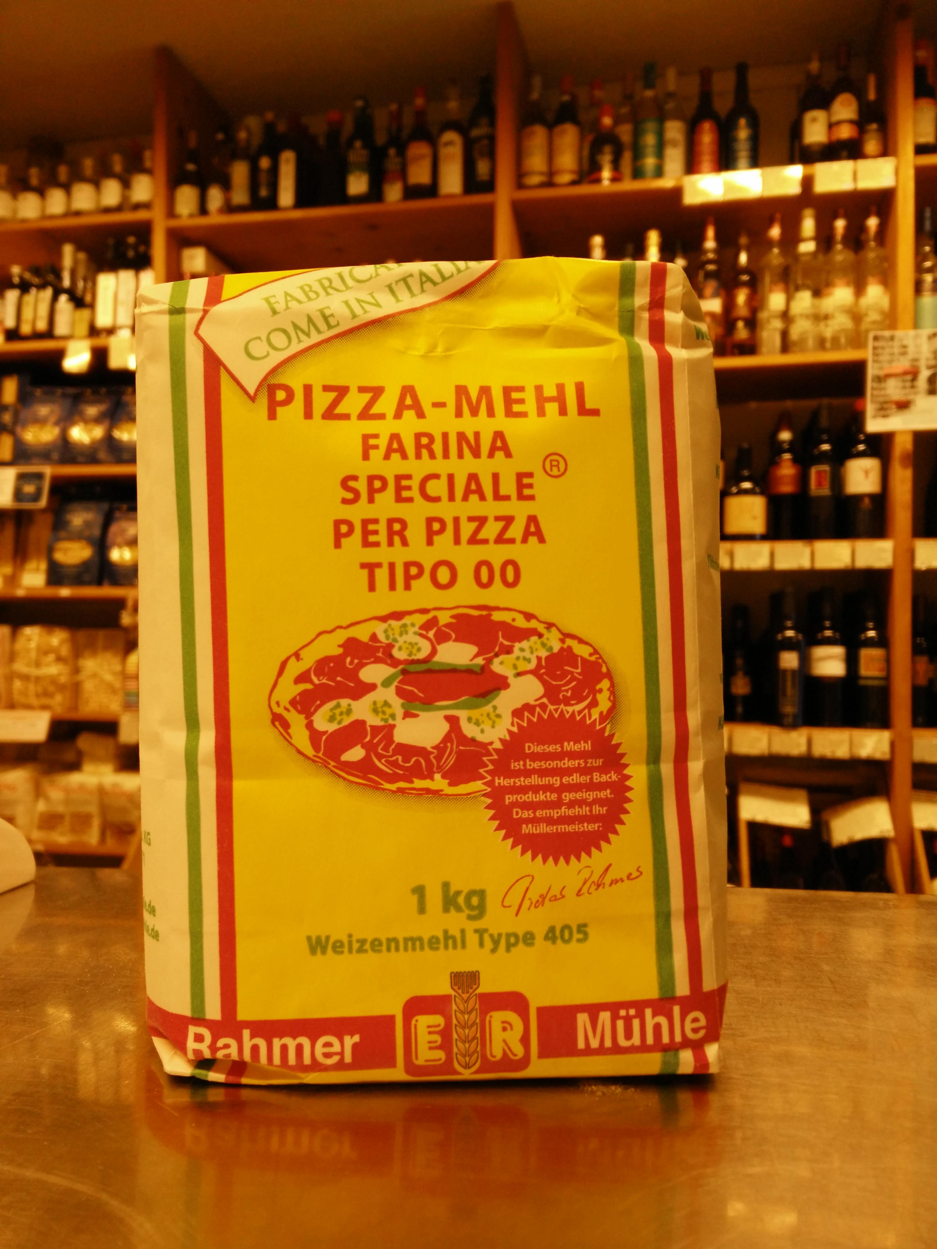 Mehl 00 für Pizza