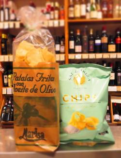 Patatas Fritas/Chips