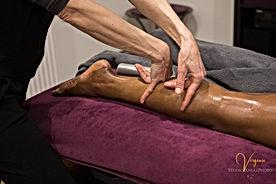 Massage des jambes - 77 Meaux - Villenoy