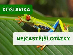Nejčastější otázky o Kostarice