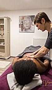 Massage relaxant du dos de 20 à 50 minutes