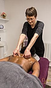Massage du dos - Entreprise & cabinet