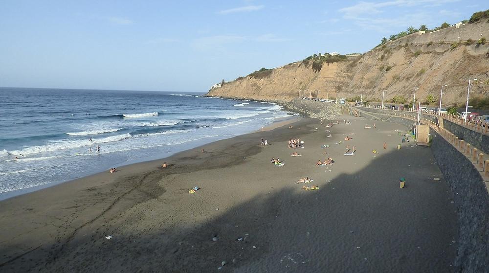 Pláž El Soccoro, Los Realejos
