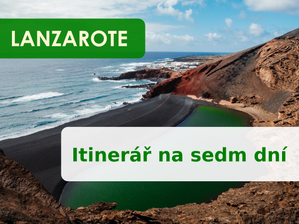 Lanzarote: Itinerářna sedm dní