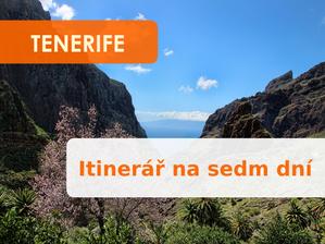 Tenerife: Itinerářna sedm dní