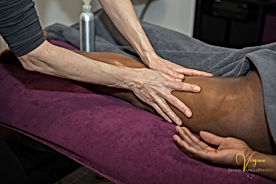 Massage Edonis - Table chauffée - huile tiédie - 77