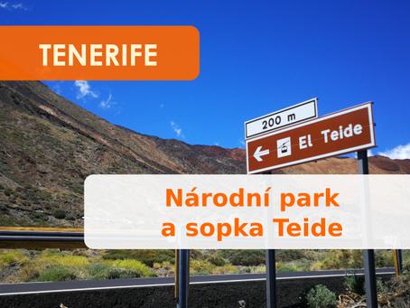 Tenerife: Národní park Teide a výstup na nejvyšší horu Španělska