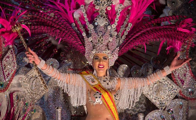 Královna karnevalu od Juan Sáez, licence CC BY-SA 2.0, flickr.com