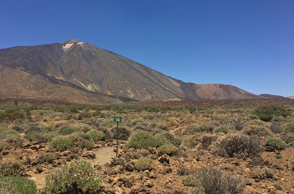Národní park Teide, Tenerife