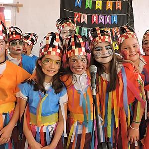 Muestra cultural primaria 2019