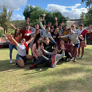 Campamento lideres 2019