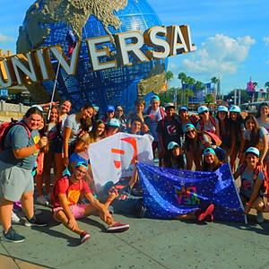 Viaje a Disney, Egresados 2018