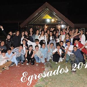 Fiesta de Egresados 2017 primaria