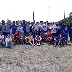 Integración con Liceo Espigas