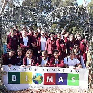 Salida didáctica 6ºaño.Parque Biomas.