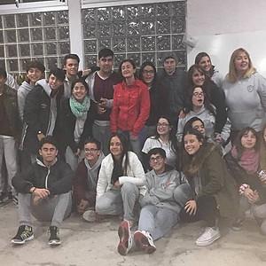 Secundaria:   LOS ABANDERADOS 2018