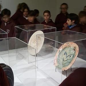 """Sexto visita """"Picasso en Uruguay"""""""