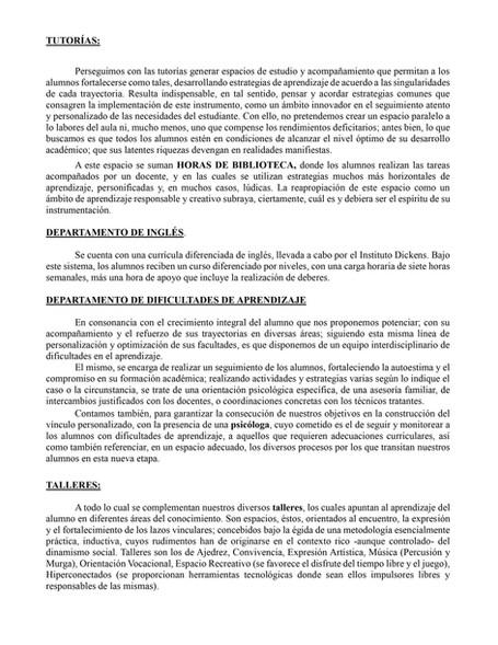 Comienzo de cursos 2021 Liceo Reina Reyes (6° año)