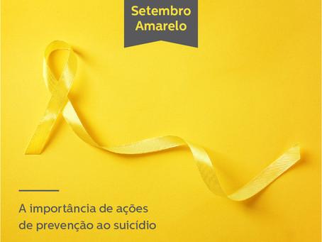 SETEMBRO AMARELO: Psicóloga Miriam Padula destaca importância de ações de prevenção ao suicídio