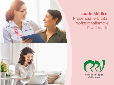 Clínica Radiológica: Laudos médicos presenciais e também pelo site