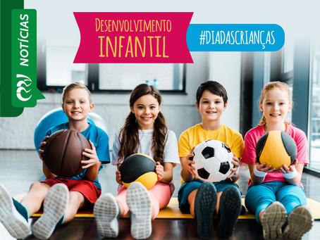 DESENVOLVIMENTO INFANTIL: Uma importante reflexão para os pais neste Dia das Crianças