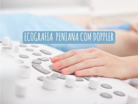 FALANDO EM NOVEMBRO AZUL... Você sabe o que é a Ecografia Peniana com Doppler?