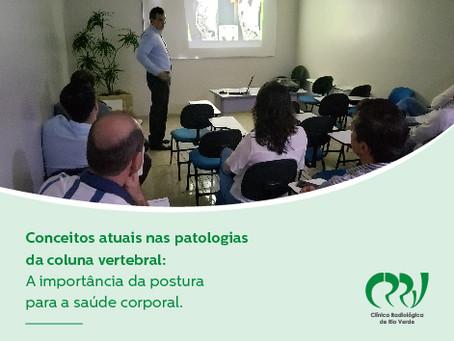 Conceitos atuais nas patologias da coluna vertebral