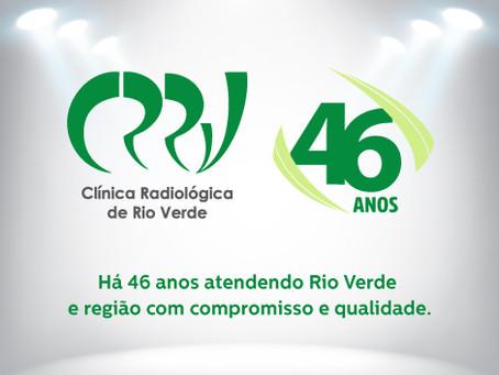 46 anos da Clínica Radiológica