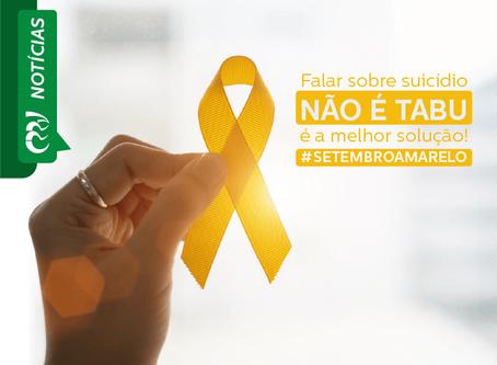 Setembro Amarelo: Clínica aborda estratégias de prevenção ao suicídio