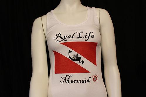 Real Life Mermaid Racer-back